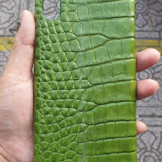 genuine-crocodile-phone-case-for-iPhone-XS-Max