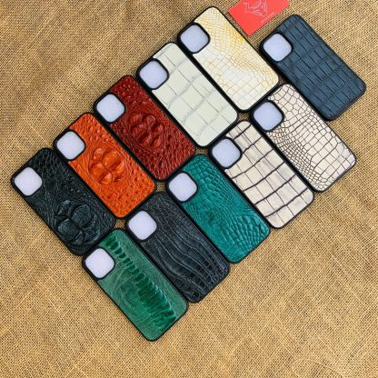 Crocodile-phone-case-Ostrich-phone-case-for-iPhone-12